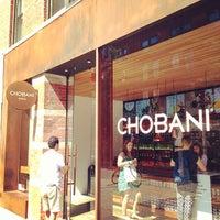 Das Foto wurde bei Chobani von Nicholas F. am 7/16/2013 aufgenommen