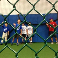 Photo taken at The Baseball Center NYC by Jason S. on 8/13/2013