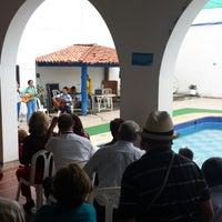 Photo taken at Hotel Tamacara by Aníbal G. on 9/20/2014