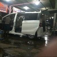 """Photo taken at Car wash """"Sineleyan"""" by Agoes S. on 9/18/2012"""