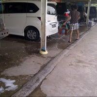 """Photo taken at Car wash """"Sineleyan"""" by Agoes S. on 1/21/2013"""