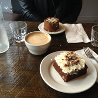 Photo taken at Oro Bakery and Bar by Francisco L. on 3/10/2013