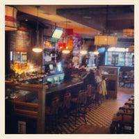 Photo taken at Fadó Irish Pub & Restaurant by Bernie O. on 1/19/2013