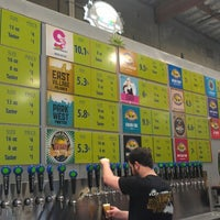 Photo taken at Green Flash Brewing Company by Mark G. on 1/16/2013