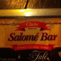 Foto tirada no(a) Salomé Bar por L Gustavo C. em 8/5/2012