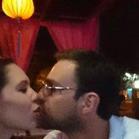 Photo taken at Dharma Lounge Bar by Rafaela Cristina O. on 8/16/2015