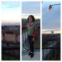 Photo taken at B&B Hotel Padova by Anne A. on 1/25/2013