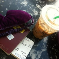 Photo taken at Aeroflot Check-in by Olha S. on 2/4/2013