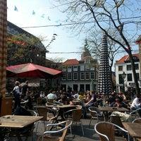 Photo taken at Grote Markt by Saygın K. on 5/28/2013