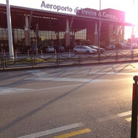 Photo taken at Treviso-Sant'Angelo Airport (TSF) by Denis-Andrei T. on 12/6/2012