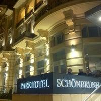 Das Foto wurde bei Parkhotel Schönbrunn von Martin Z. am 2/2/2013 aufgenommen