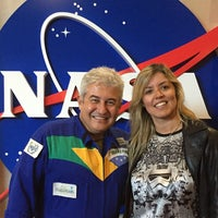 Photo taken at Dine With An Astronaut by Claudia S. on 1/14/2015