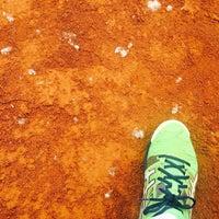 Foto scattata a Circolo Tennis Dopolavoro ATAC da Marco C. il 5/19/2016