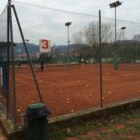 Foto scattata a Circolo Tennis Dopolavoro ATAC da Marco C. il 12/23/2014