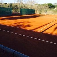 Foto scattata a Circolo Tennis Dopolavoro ATAC da Marco C. il 1/27/2015