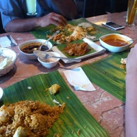 Photo taken at 7 Spice Indian Cuisine by Budak C. on 10/30/2012