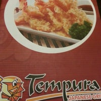 Photo taken at Tempura Japanese Grill by Jasel A. on 11/1/2012