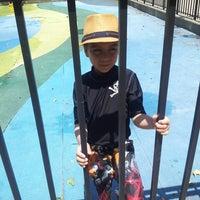 Photo taken at Juniper Valley Park Playground by Nycjunkgurl on 6/2/2013