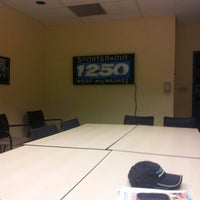 Photo taken at SportsRadio1250 by Ray H. on 1/5/2013