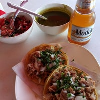 Photo taken at Carnitas Pacos by Psycho H. on 2/4/2018