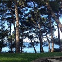 Photo taken at Laguna Galijot Apartments Porec by Анастасия К. on 6/1/2014