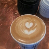 Photo taken at Aviano Coffee by Kim M. on 12/29/2012