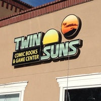 twin suns comics and gaming taylor ranch albuquerque nm