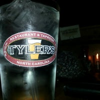 Photo taken at Tyler's Restaurant & Taproom by Alex C. on 9/27/2012