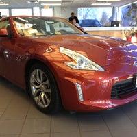 Photo taken at Lynchburg Nissan by Josh W. on 1/24/2013