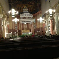 Photo taken at St. Andrew Catholic Church by Ginelle C. on 4/23/2013