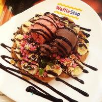 รูปภาพถ่ายที่ WaffleStop โดย B เมื่อ 7/1/2013