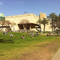 Photo taken at Tel Aviv University by Anna K. on 3/11/2013