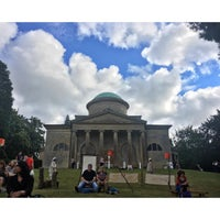 Photo taken at Peace In The Park by Michael T. on 8/28/2016