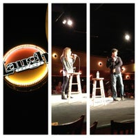 Photo taken at Laugh Factory Long Beach by Christian M. on 11/10/2012