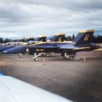 Photo taken at Hillsboro Airport (HIO) by David V. on 7/16/2015