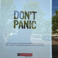 Photo taken at Chipotle Mexican Grill by Jason D. on 5/29/2013