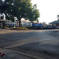 Photo taken at Metra - Elmhurst by Garcia Family L. on 8/23/2013