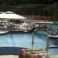 Photo taken at Bourbon Atibaia Convention & Spa Resort by Flavia O. on 7/9/2013