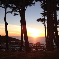Photo taken at Lands End Visitor Center by Michael D. on 11/24/2012