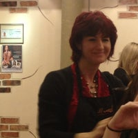 Photo taken at Vinaccia Hair Goddess by Jennifer S. on 2/7/2014