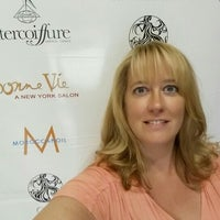 Photo taken at Vinaccia Hair Goddess by Jennifer S. on 6/27/2015