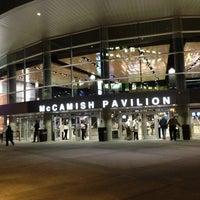 Снимок сделан в McCamish Pavilion пользователем Conor S. 2/28/2013