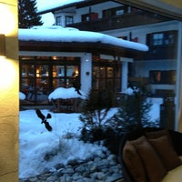 Photo taken at Hotel Zugspitze by Eugen K. on 12/14/2012