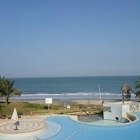 Photo taken at Sheraton Gambia Hotel Resort & Spa by Amr A. on 1/29/2016