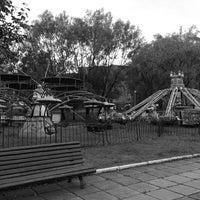 Photo taken at Парк 60-летия Октября by Olga A. on 7/24/2013