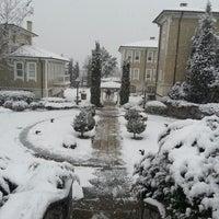 Photo taken at Vehbi Koç Vakfı by Neslihan on 4/1/2014