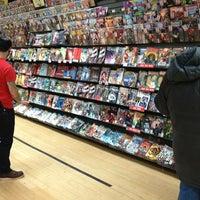 Photo taken at Midtown Comics by Ron C. on 12/23/2012