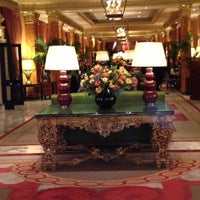 Photo taken at The Dorchester by Vinicio B. on 11/8/2012