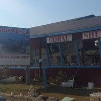 Photo taken at Shipwreck Souvenirs by Juliet K. on 3/13/2013