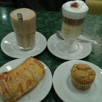 Photo taken at Los Bisquets Bisquets Obregón by Joanna R. on 12/5/2012